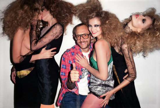 Terry Richardson na Purple Fashion Magazine