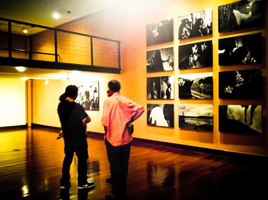 Abertura da exposição Antes de Ontem, Ontem e Hoje