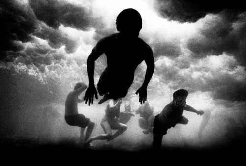 Série The 7th Wave | Trent Parke