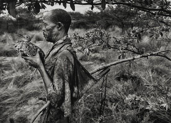Bushmen, Botswana,  2008   Sebastião Salgado