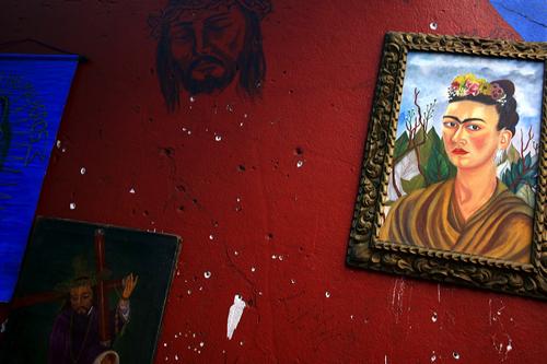 Frida, México, 2004 | Yolanda Andrade