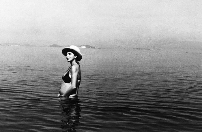Leila Diniz, 1971 - Foto: Joel Maia