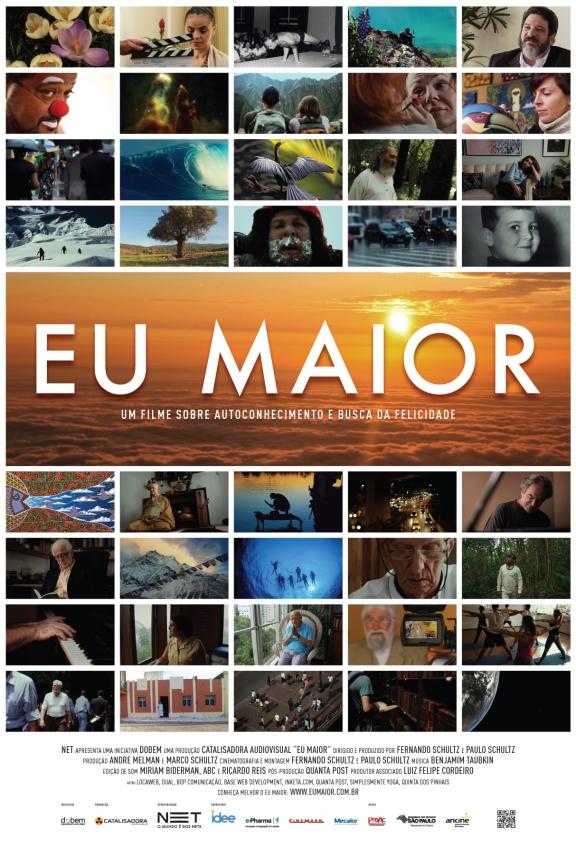 Cartaz do Filme Eu Maior
