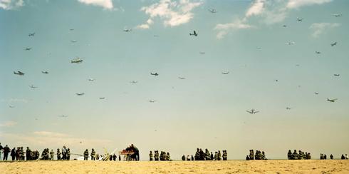 A foto dos aviões | Peter Funch
