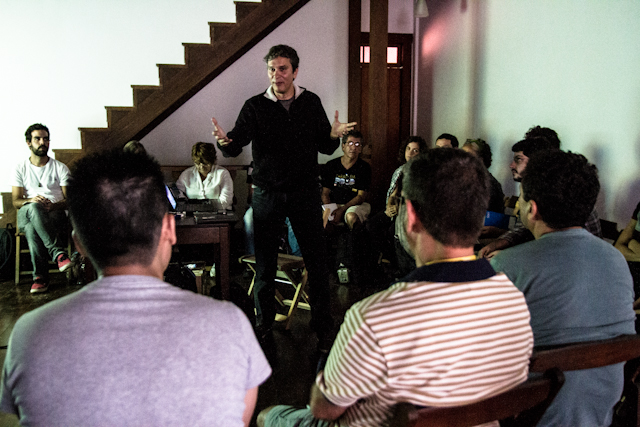 Workshop de Tiago Santana   Bella Valle