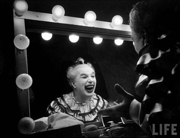 Charles Chaplin, 1952 | W. Eugene Smith