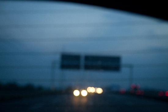 Caminho voltando de Nannhausen, fotografia feita em um segundo cartão de memória que não deu erro | Priscilla Buhr
