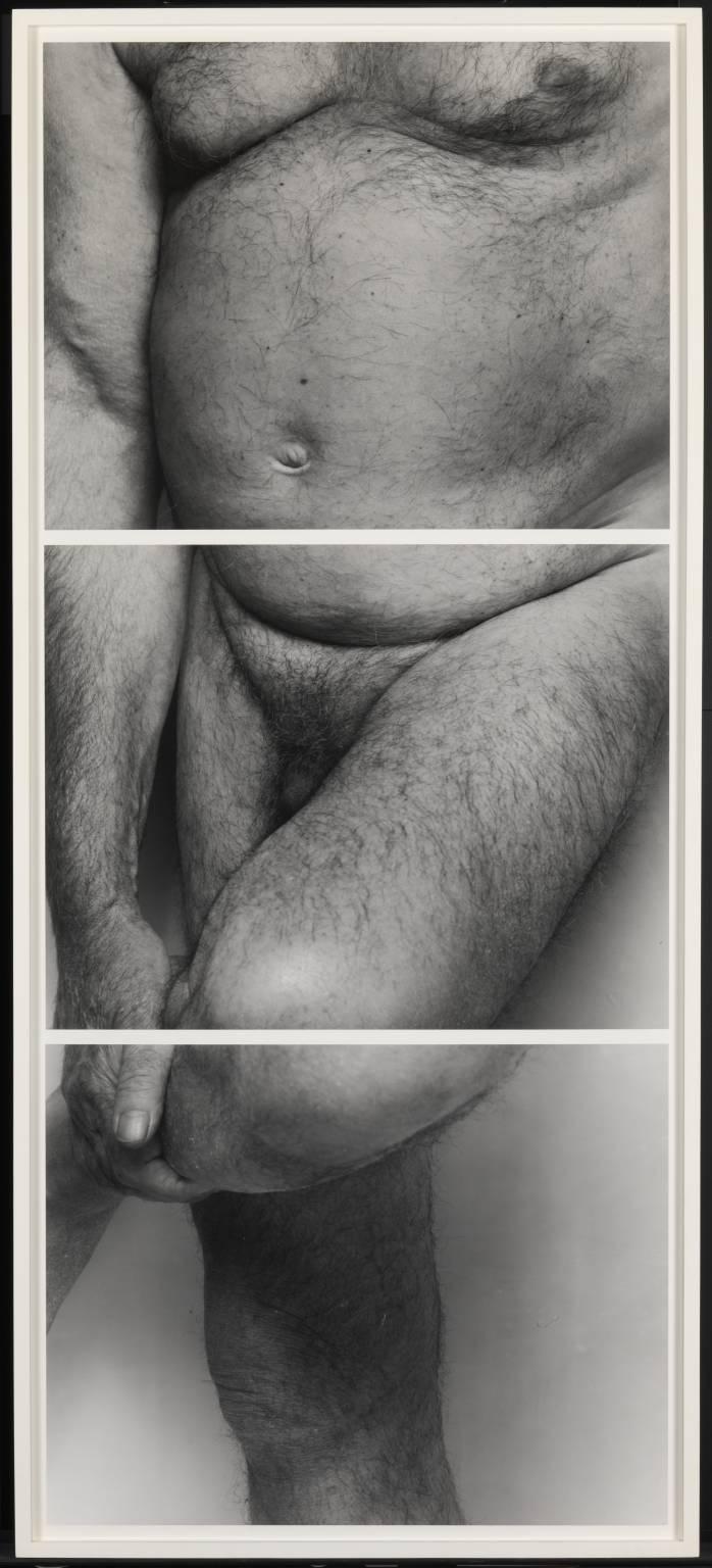 Autorretrato (Frieze No. 2, Four Panels) | John Coplans (1994)