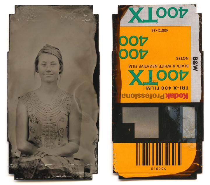 Student Tintype - 36 Exposures | David Emitt Adams
