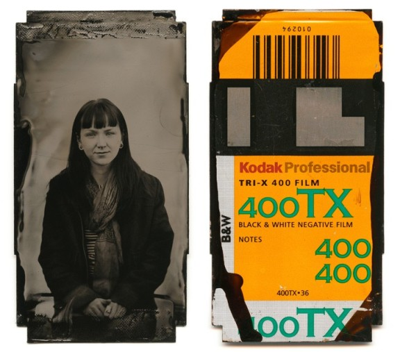 Student Tintype - 36 Exposures | David Emitt Adams