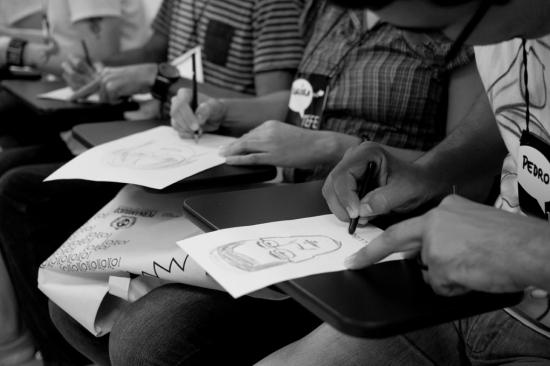 Oficina  - 1º EFE | Foto Val Lima