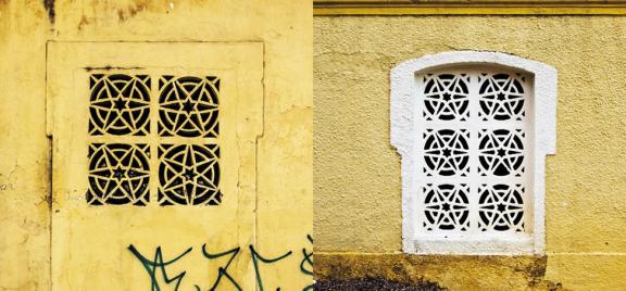 Esquerda: Avenida Norte, Macaxeira, Recife / Direita: Avenida Dr. Manoel de Barros Lima, Carmo, Olinda | Josivan Rodrigues
