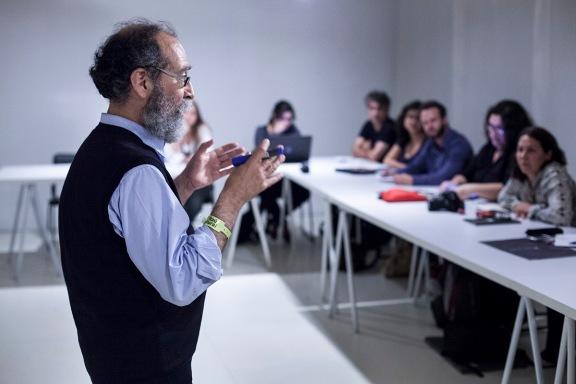 Workshop com Jorge Villacorta Chávez (PERU)  III Fórum Latino-Americano de Fotografia   Divulgação