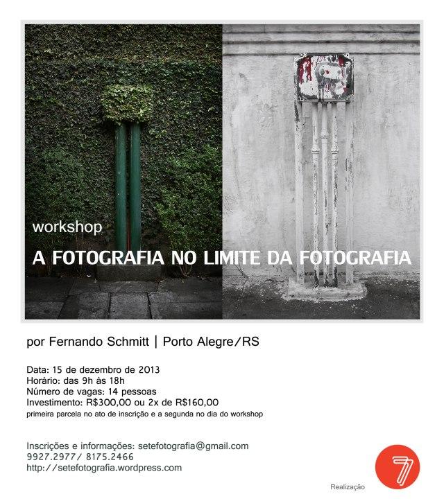 A Fotografia no Limite da Fotografia
